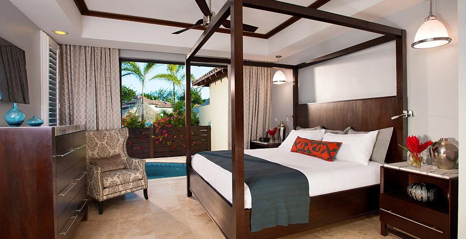 South Seas Honeymoon One Bedroom Butler Suite with Private Pool Sanctuary (1BP)