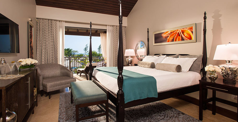 South Seas Premium Room with Outdoor Tranquility Soaking Tub (PR)
