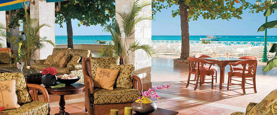 The Lobby at Sandals Montego Bay
