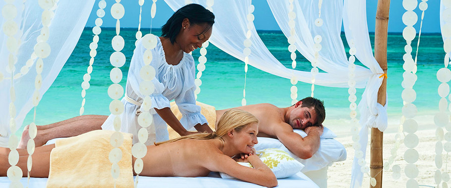 Couples Massage at Sandals Montego Bay