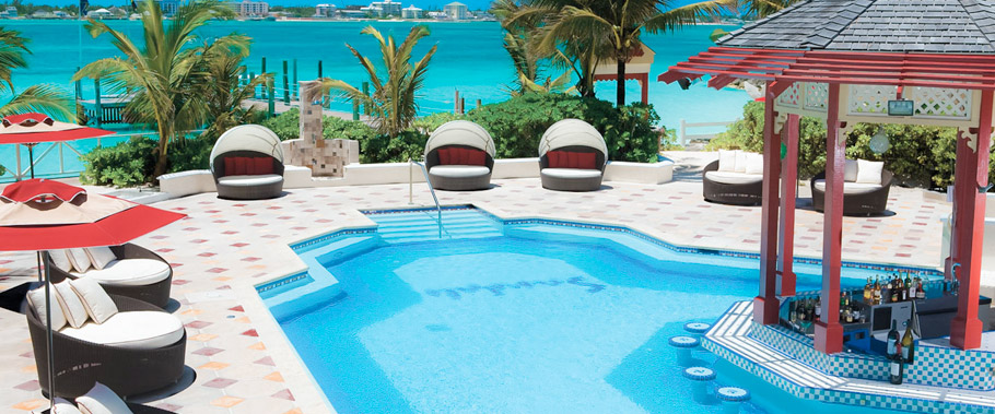 The Pool at Sandals Island