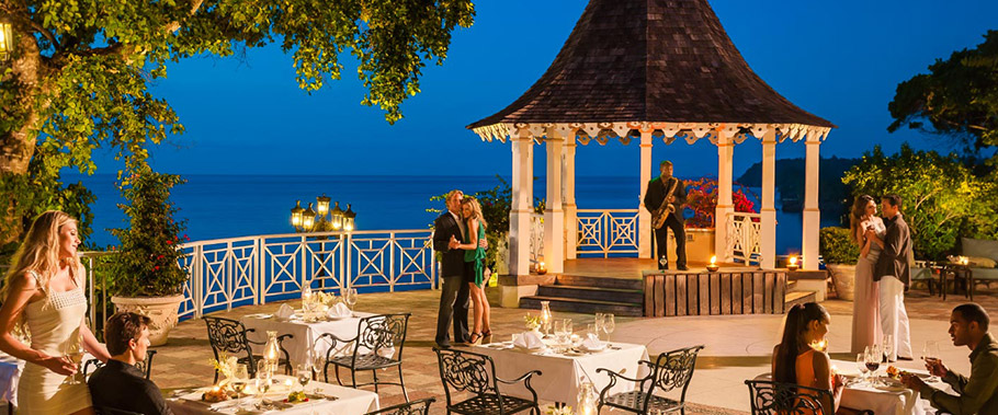 The Terrace at Sandals Whitehouse