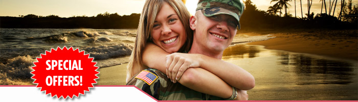 Military Travel Deals