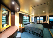 Balcony Stateroom with Aurea Experience