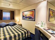 Oceanview Stateroom with Fantastica Experience
