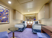 Inside Stateroom with Fantastica Experience
