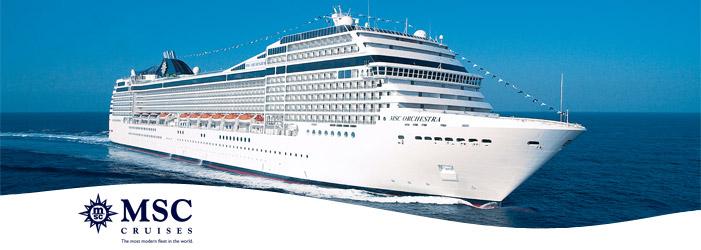 MSC Orchestra Orchestra Cruise Cruises