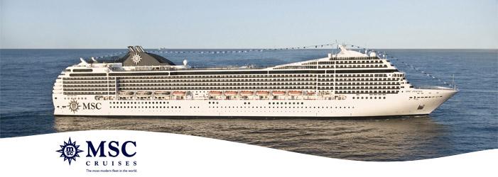 MSC Poesia Poesia Cruise Cruises