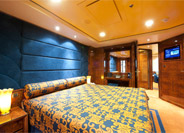 Yacht Club Executive & Family Suite with Club Experience