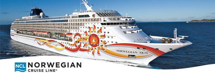 Norwegian Sun, NCL Sun, Norwegian Sun Cruise