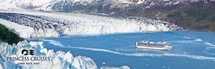 Princess Alaska Cruise Tours Discount