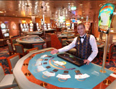 A Casino on Princess Cruises