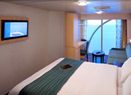 Panoramic Ocean View Stateroom