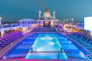Anthem Of The Seas Seas Cruises Royal