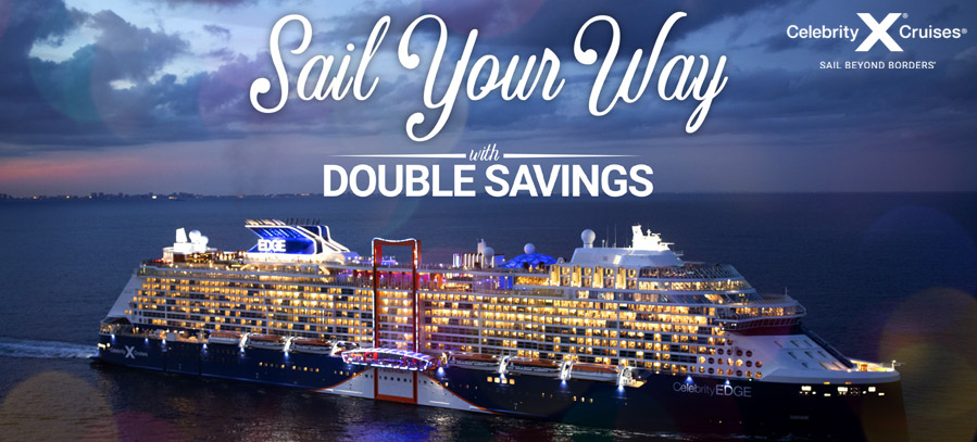 Celebrity's Sail Your Way Offer - Pick Your Perk!