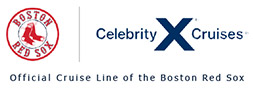 Celebrity Cruises is the Official Cruise Line of the Boston Red Sox