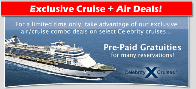 Celebrity Australia And South Pacific Cruise Sale