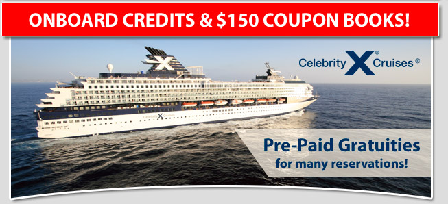 Celebrity Cruises: 50% Off 2nd Guest - The Cruise Web