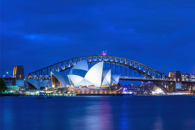 New Year's Cruises to Australia & New Zealand