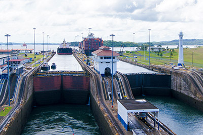 New Year's Cruises to the Panama Canal