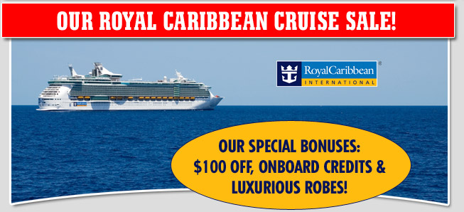 Royal Caribbean  Caribbean Cruises
