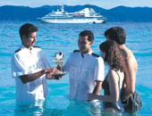 Seabourn's Expert Service