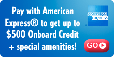 American Express Cruise Deals