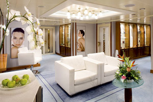 The Spa at Silversea